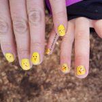 Påskfina naglar