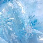Elsa-klänning från Frost – vad har jag gett mig in på?